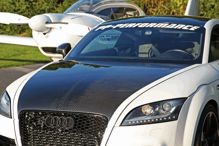 2013 Audi TT RS Black and White Edition by PP-Performance and Cam Shaft 401325