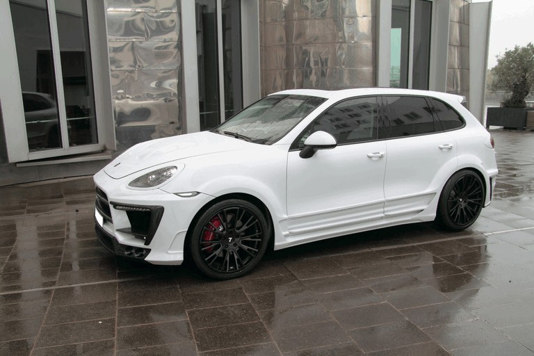 2013 Porsche Cayenne ( 958 ) White Dream edition by Anderson Germany 401386