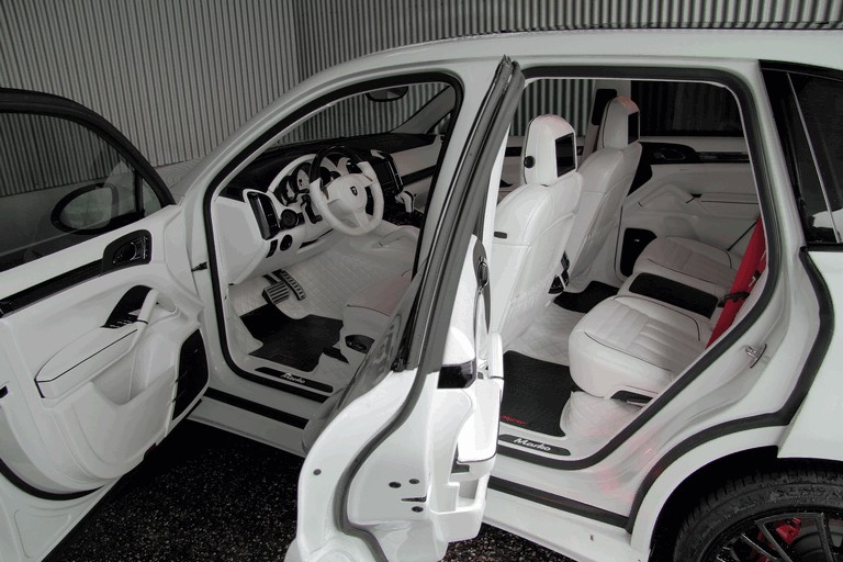 2013 Porsche Cayenne ( 958 ) White Dream edition by Anderson Germany 401391