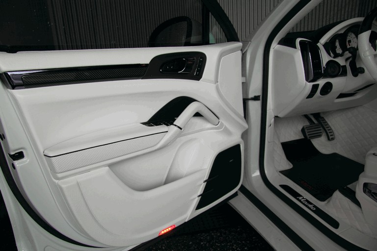 2013 Porsche Cayenne ( 958 ) White Dream edition by Anderson Germany 401392