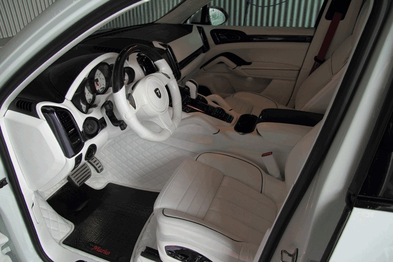 2013 Porsche Cayenne ( 958 ) White Dream edition by Anderson Germany 401394