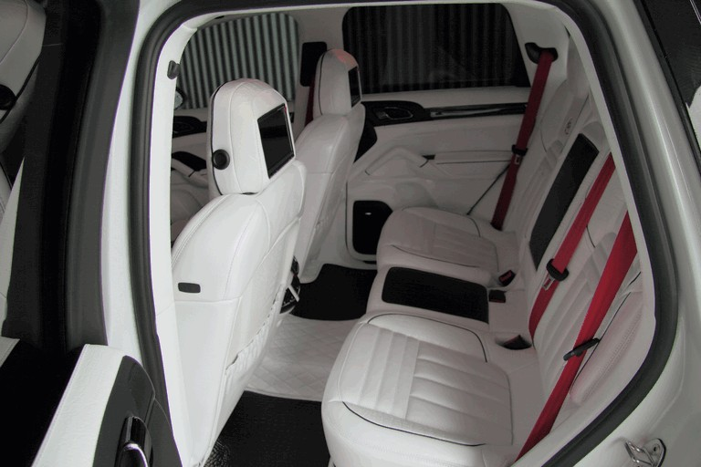 2013 Porsche Cayenne ( 958 ) White Dream edition by Anderson Germany 401396