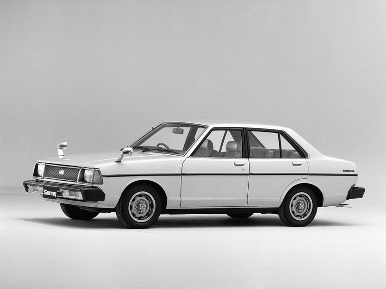 1979 Nissan Sunny ( B310 ) 401401