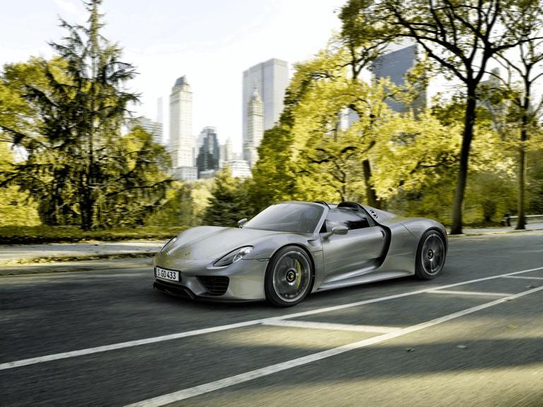 2014 Porsche 918 Spyder 401741