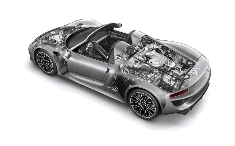 2014 Porsche 918 Spyder 401752