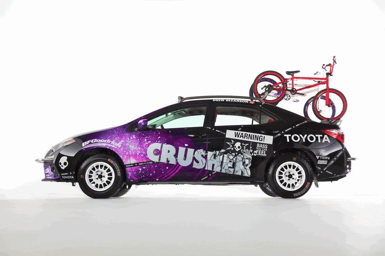 2013 Toyota Crusher Corolla 401939