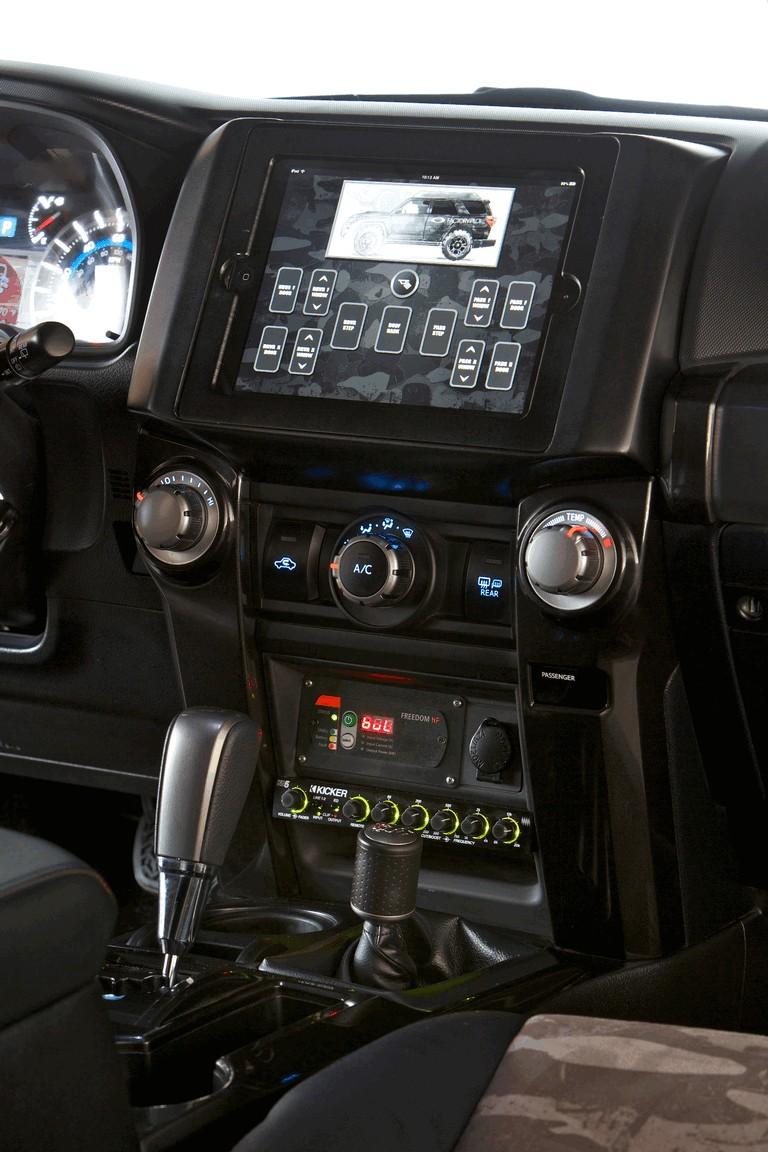 2013 Toyota Ultimate Dream Ski 4Runner 402012