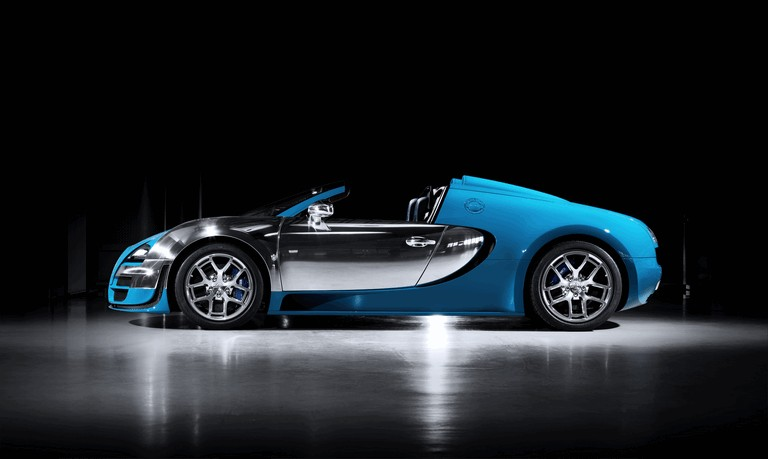 2013 Bugatti Veyron 16.4 Vitesse Legende Meo Costantini 402285