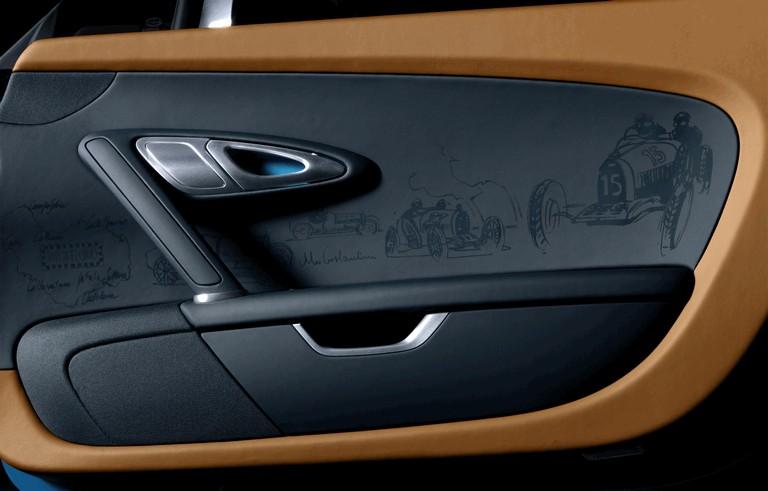 2013 Bugatti Veyron 16.4 Vitesse Legende Meo Costantini 402300
