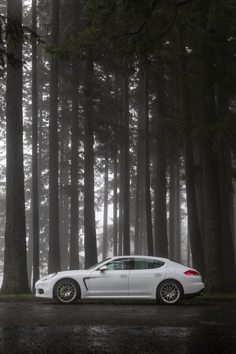 2014 Porsche Panamera S E-Hybrid 402372