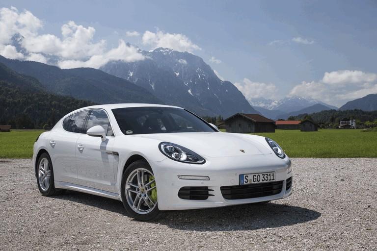 2014 Porsche Panamera S E-Hybrid 402377
