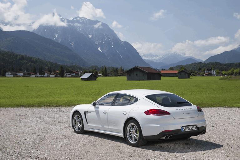 2014 Porsche Panamera S E-Hybrid 402378