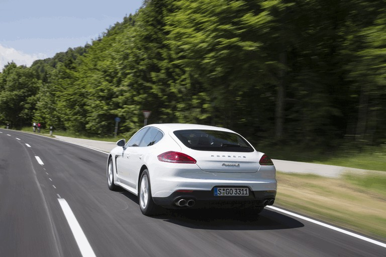 2014 Porsche Panamera S E-Hybrid 402379