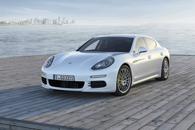 2014 Porsche Panamera S E-Hybrid 402380