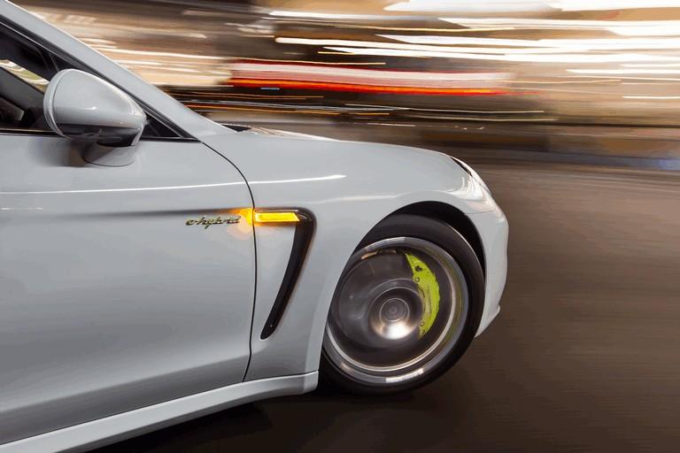 2014 Porsche Panamera S E-Hybrid 402385