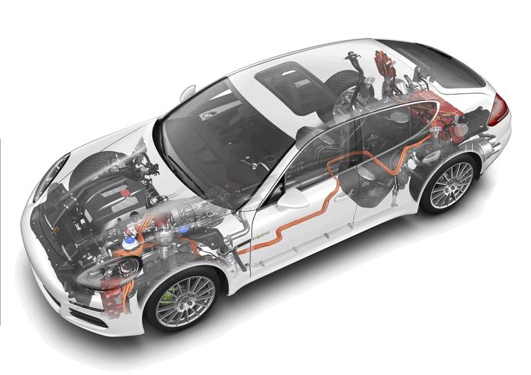 2014 Porsche Panamera S E-Hybrid 402389
