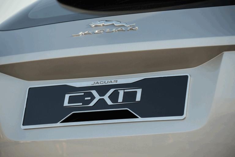2013 Jaguar C-X17 - Dubai unveiling 402544