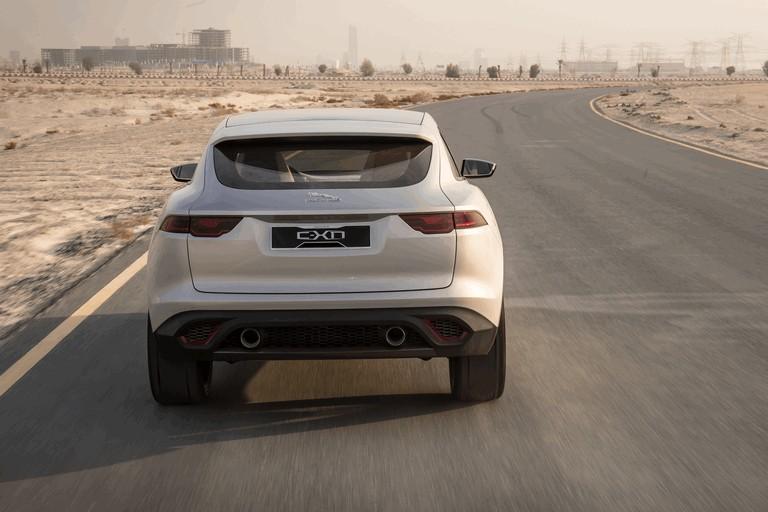 2013 Jaguar C-X17 - Dubai unveiling 402556