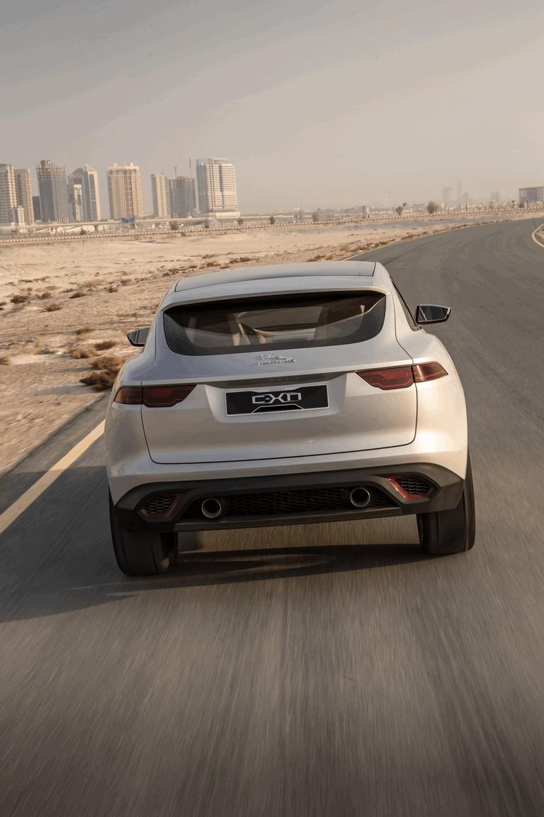 2013 Jaguar C-X17 - Dubai unveiling 402563