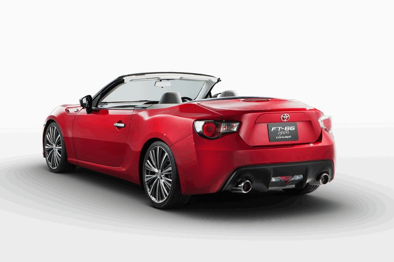2013 Toyota FT-86 Open concept 402679