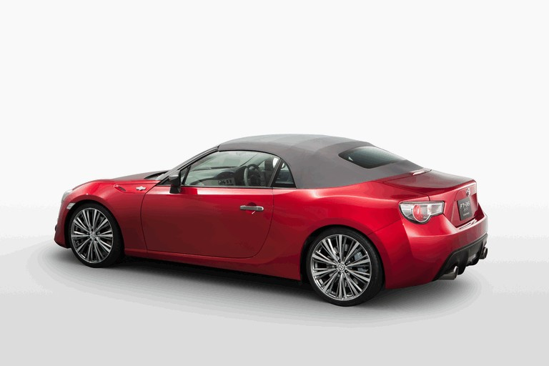 2013 Toyota FT-86 Open concept 402680