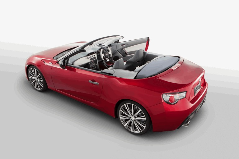 2013 Toyota FT-86 Open concept 402681
