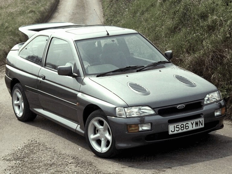 1992 Ford Escort RS Cosworth 195757
