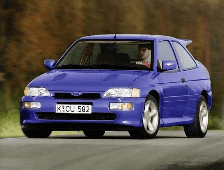 1992 Ford Escort RS Cosworth 195760