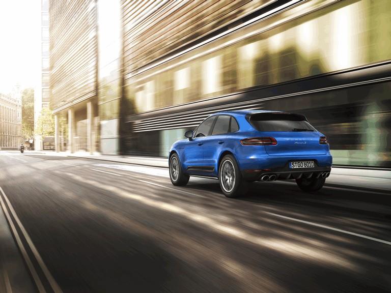 2014 Porsche Macan S 403375