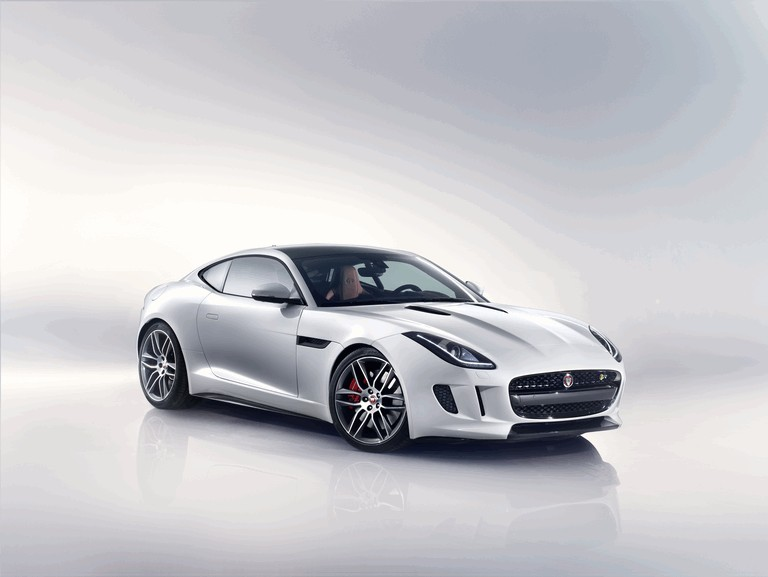 2013 Jaguar F-Type R coupé 403533