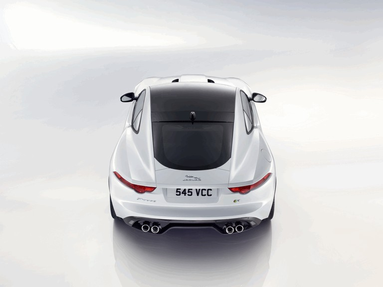 2013 Jaguar F-Type R coupé 403534