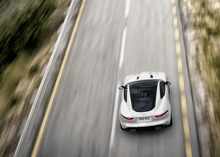 2013 Jaguar F-Type R coupé 403563