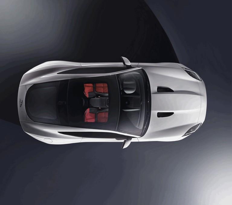 2013 Jaguar F-Type R coupé 403575