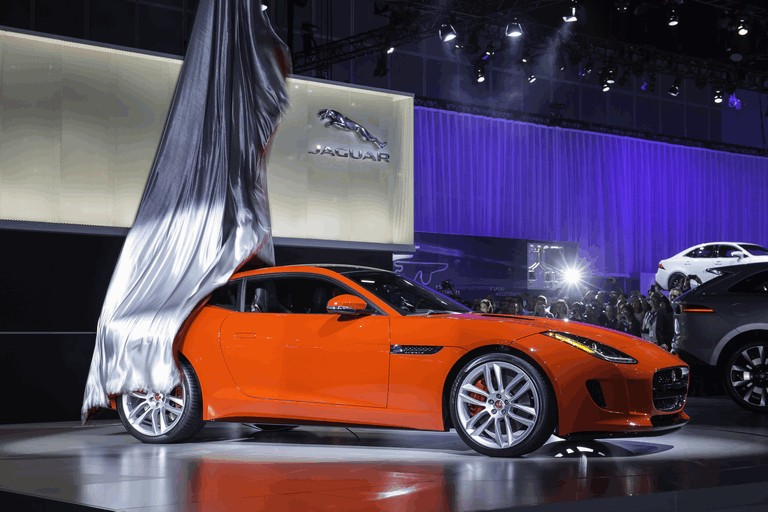 2013 Jaguar F-Type R coupé 403604