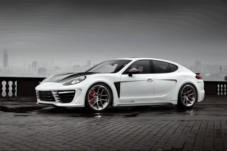 2013 Porsche Panamera ( 970 ) Stingray GTR by TopCar 403894