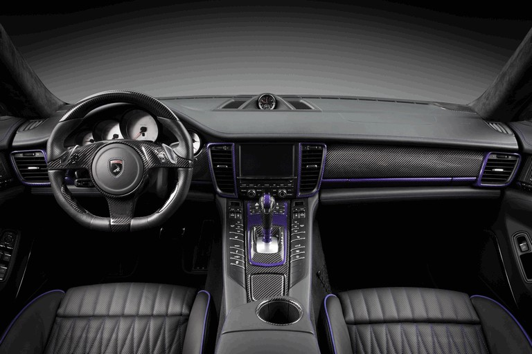 2013 Porsche Panamera ( 970 ) Stingray GTR by TopCar 403909