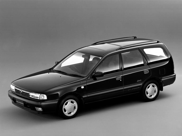 1990 Nissan Sunny ( Y10 ) California 4WD 404017