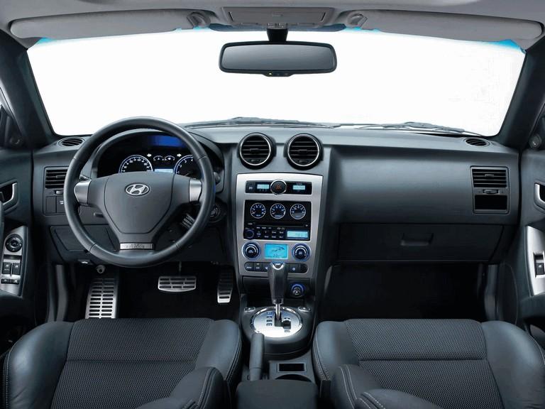 2007 Hyundai Coupe FX 220629