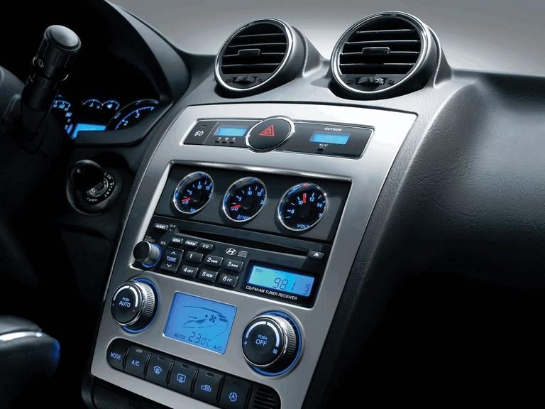 2007 Hyundai Coupe FX 220630