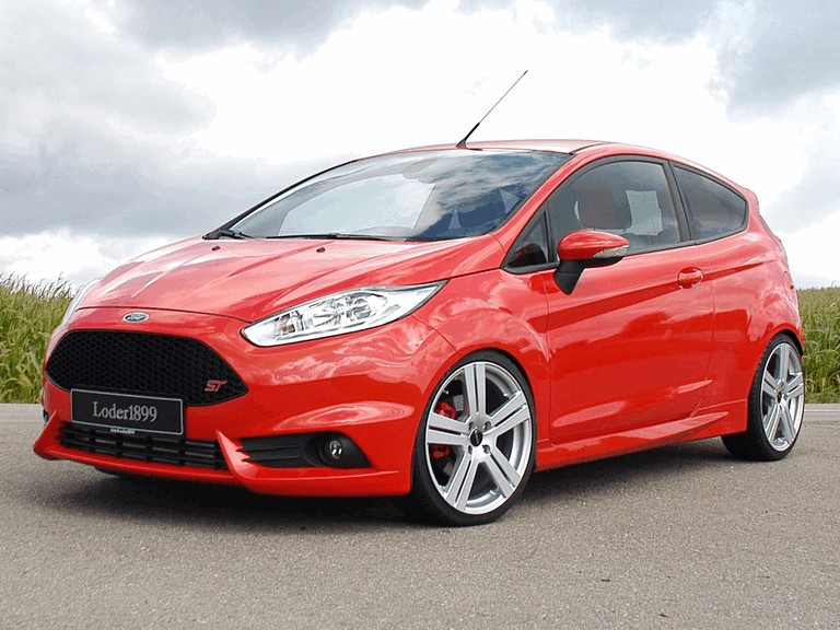 2013 Ford Fiesta ST by Loder1899 404220
