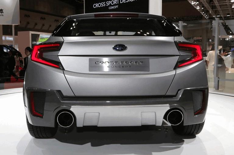 2013 Subaru Cross Sport concept 404255