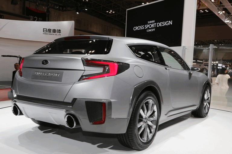 2013 Subaru Cross Sport concept 404256
