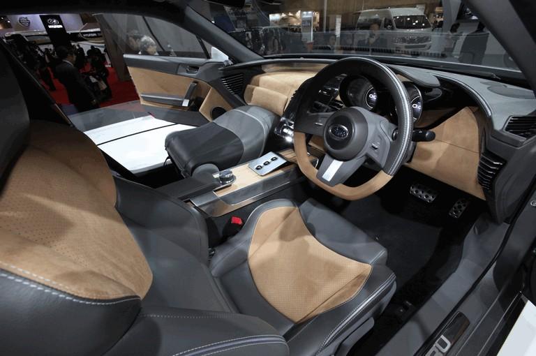 2013 Subaru Cross Sport concept 404260