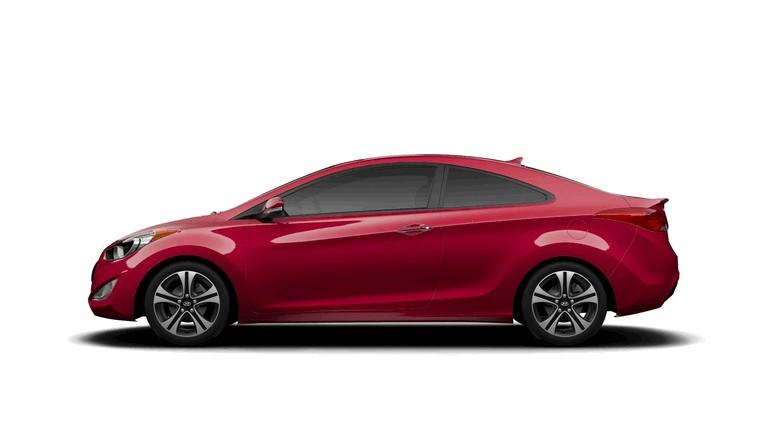 2014 Hyundai Elantra Coupé Free High Resolution Car Images