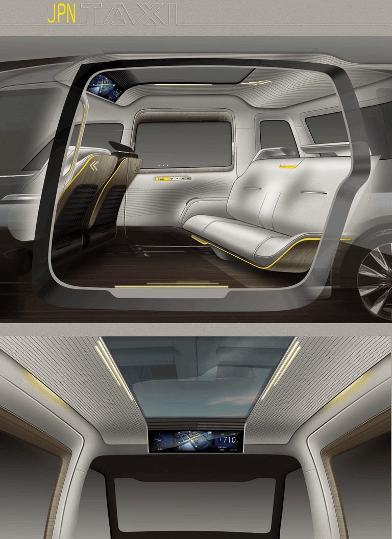 2013 Toyota JPN Taxi concept 404721