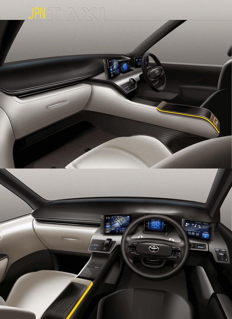 2013 Toyota JPN Taxi concept 404722