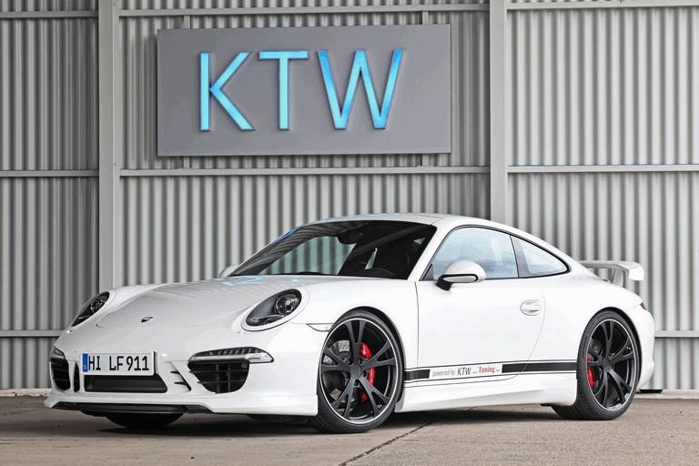 2013 Porsche 911 ( 991 ) Carrera S by KTW Tuning 404911