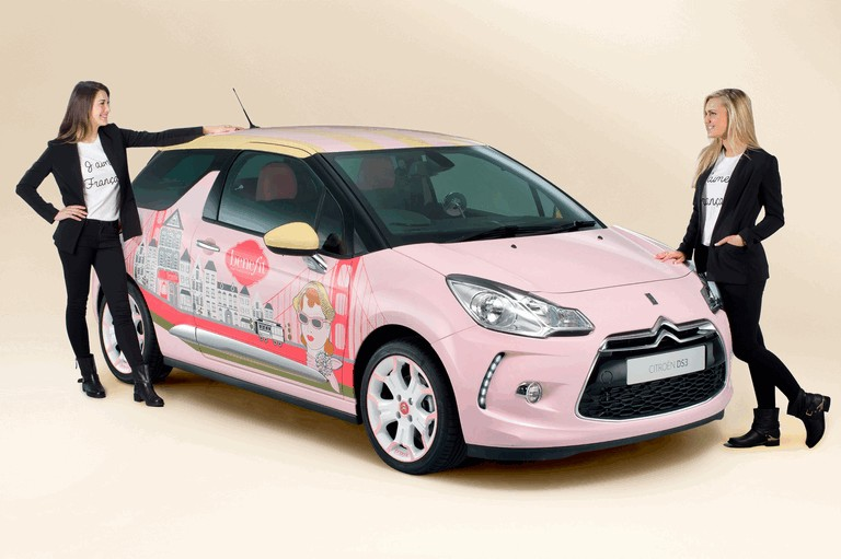 2013 Citroën DS3 by Benefit Cosmetics 404934
