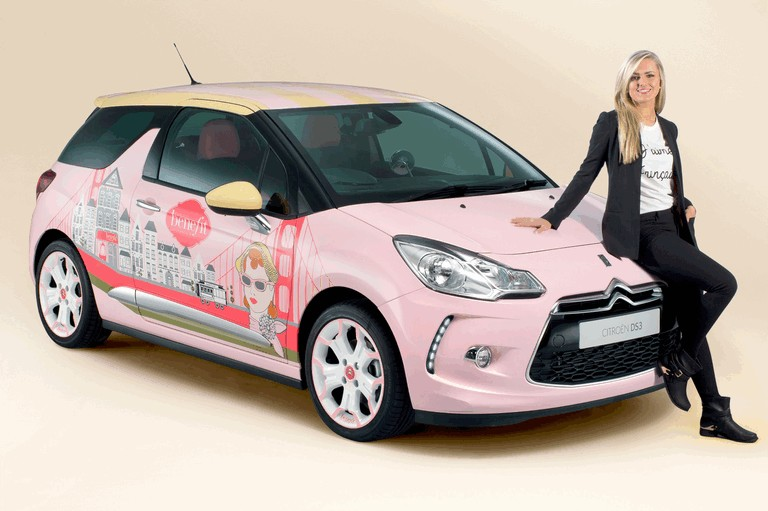 2013 Citroen DS3 by Benefit Cosmetics 404935