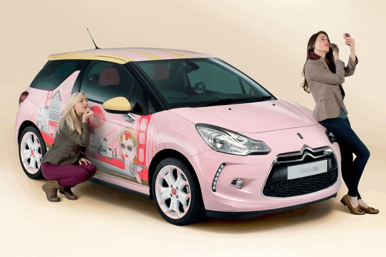 2013 Citroën DS3 by Benefit Cosmetics 404938